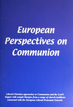 European Perspectives on Communion cover